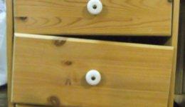 Anleitung zur Reparatur einer Schublade