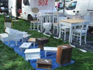 fotos und erfahrungsbericht zum antikmarkt in sickendorf die netz lupe. Black Bedroom Furniture Sets. Home Design Ideas