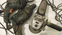 Kaputte Elektrowerkzeuge verkaufen